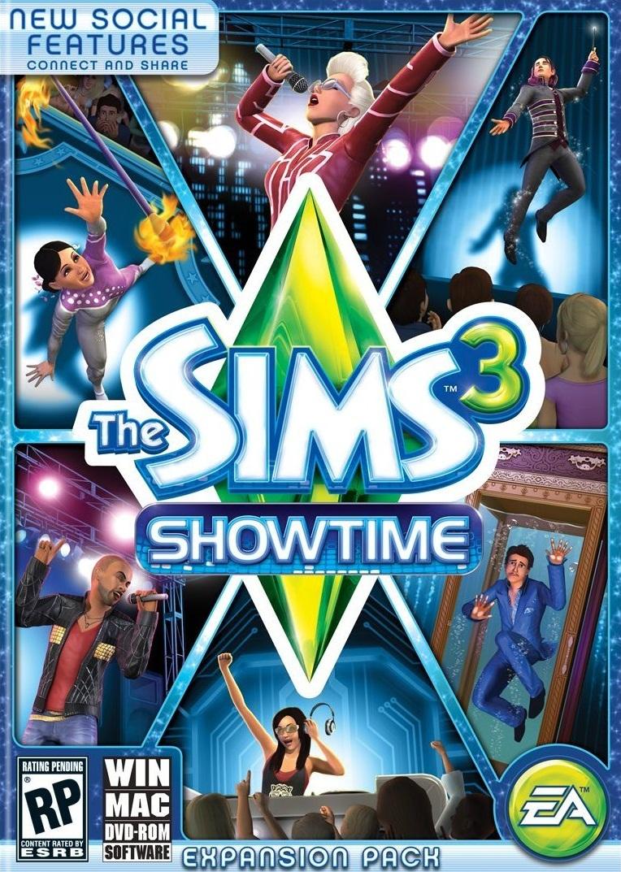 Моды для the sims 3 - f1